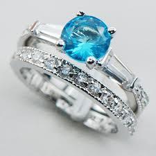 aquamarine engagement rings online get cheap aquamarine engagement rings for women aliexpress