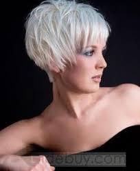 haircuts for white hair silver hairstyles women over 50 2012 short hair fashion trend
