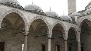 Best Architect Istanbul Turkey October 29 2013 Suleymaniye Mosque Was Built