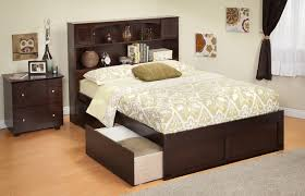 Bookcase Bed Full Sale 714 00 Newport Bookcase Bed Flat Panel Footboard Urban
