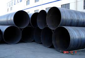 api SSAW large stock pipe