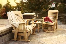 Amish Poly Outdoor Furniture by Wooden Outdoor Furniture By Dutchcrafters Amish Furniture