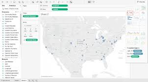 United States Map With Postal Abbreviations by How To Map Natural Gas Ruptures Using Tableau Storybench