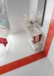 bathroom vintage modern tile ideas brown corner red andte