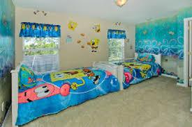 spongebob bedroom extra photos bed vacation rental home florida holiday listing no