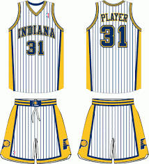 jersey design indiana pacers ranking the best indiana pacers jerseys page 7