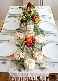 Thanksgiving Table Decoration Ideas 40 Easy Ideas For Diy Thanksgiving Decor That Will Stun Your