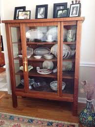 mission style china cabinet mission style china cabinet barn furniture mission oak china