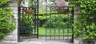 portails de jardin portail et cloture ooreka