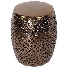 decorative garden stool rc willey furniture store