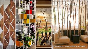 contemporary room dividers that will add style to your home