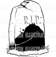 halloween graveyard clipart royalty free stock halloween designs of grave stones