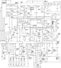 1994 ford ranger i locate a diagram for the electrical wiring
