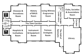 British Museum Floor Plan Map The British Association Of Urological Surgeons Limited