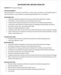Machine Operator Job Description Resume by Motorboat Mechanics And Service Technicians Christian San Jose