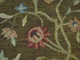 10 Runner Rug 2 5 U0027 X 10 U0027 Runner Handmade Flat Weave Botanical Design Soumak