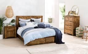 symmetry bed frame bedroom furniture forty winks