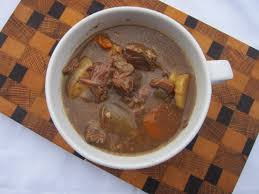 Alton Brown Beef Stew Lunch Qwerty Cafe