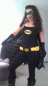 Batgirl Halloween Costume Homemade Batgirl Costume Photo 3 3