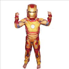 Iron Man Halloween Costume Superhero Halloween Costumes Boy Superhero Halloween