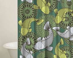 Fish Curtains Fish Curtains Etsy