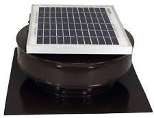 9920tr 20w professional series solar attic fan ebay