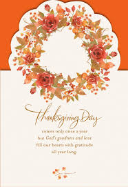 thank god for you religious thanksgiving card greeting cards