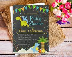 dinosaur baby shower dinosaur baby shower invitation printable boy baby shower