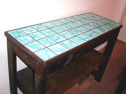 ceramic tile table top tile tables tile table top build it pinterest tile tables