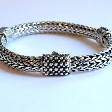 chain braided bracelet images Braided chain silver bracelet 8mm wide mirage fine jewelers jpg