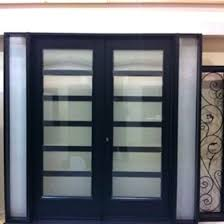 8 Foot Exterior Doors Frosted Glass Exterior Door Frosted Glass Front Door Glass Entry