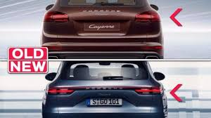 2017 2018 porsche cayenne youtube