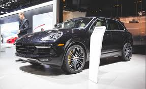 white porsche truck 2016 porsche cayenne turbo s photos and info u2013 news u2013 car and driver