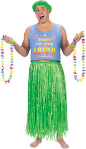 i need to get leid hawaiian traveller men costume tourist