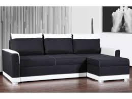 canapé noir et blanc conforama canapé d angle gigogne convertible rapido carlow noir et blanc