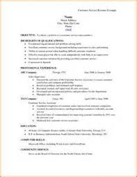 examples of great business resumes example good resume dal
