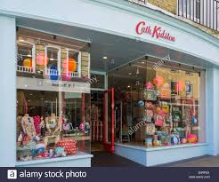 cath kidston home decor store england uk stock photo royalty