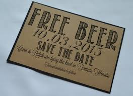free save the date cards free save the date cards kraft by invitesbythisandthat