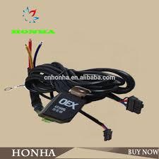 auto molex 2 pin and 4 pin connector 300 watt led light bar wiring
