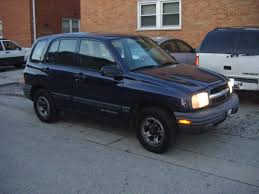 02chevtracker 2002 chevrolet tracker specs photos modification