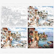 venice seabreeze diy paint by number kit wiki wiseman
