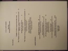 Country Kitchen Restaurant Menu - the country kitchen restaurant picture of the country kitchen