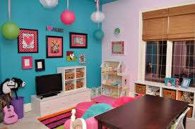 Decorations Furniture Kids Playroom Paint Decorating Ideas In