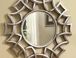 mirror modern mirrors amazing contemporary round mirror