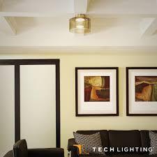 Flush Mount Ceiling Light Manette Flush Mount Ceiling Light Large Tech Lighting
