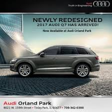 audi dealer orland park audi orland park 29 reviews car dealers 8021 159th st