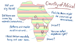 Scramble For Africa Map by John Oliver Says U S Students Learn Virtually Nothing About