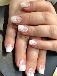 bride nails 3 nails design by hip hop nails pinterest hip hop