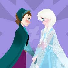 anna snow princess queen elsa arendelle