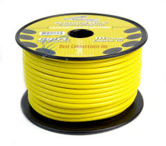 7 way trailer wire light cable for harness led 100ft each roll 10
